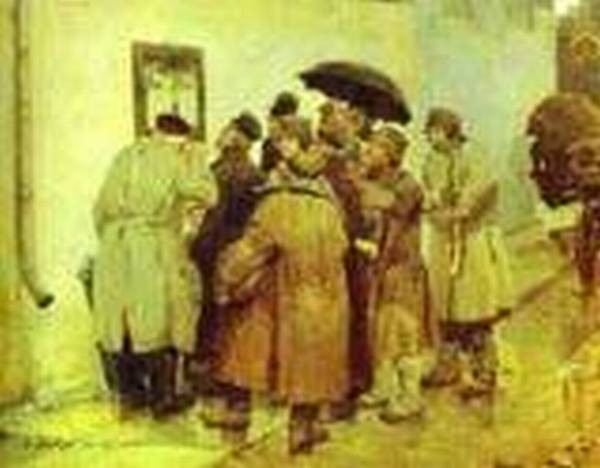 News from the front 1878 xx the tretyakov gallery moscow russia
